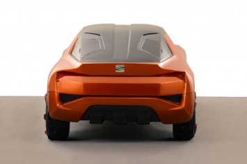Seat Liebre Concept Scale Model