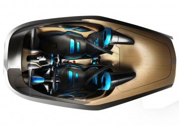 Seat RudeBody Concept Interior Design Sketches