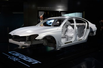 BMW 7 Series Body In White