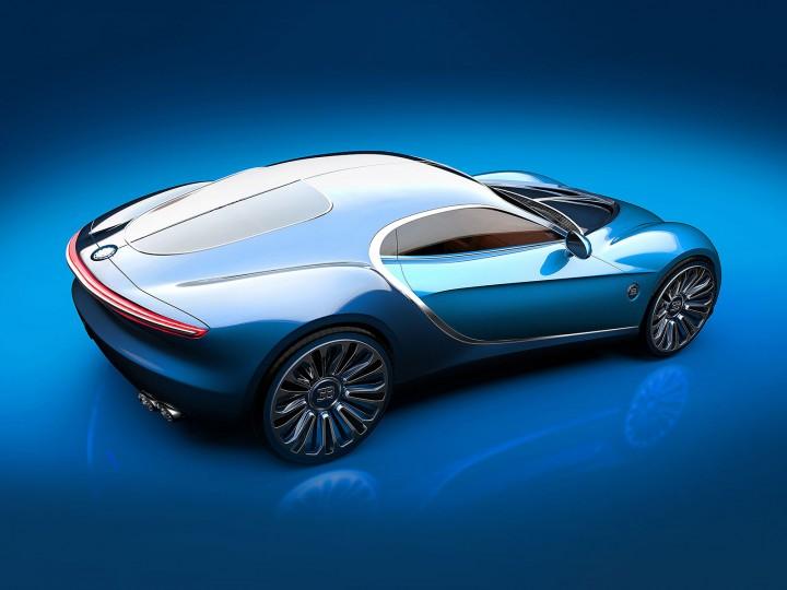 Bugatti Vision Gt >> Designer Reinterprets The Bugatti Vision Gt Concept Page 3