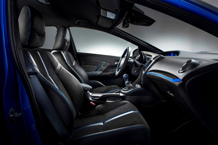 Civic Tourer Active Life Concept Interior