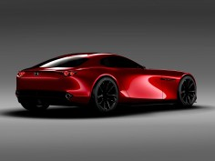 Mazda RX-Vision Concept: the return of the rotary engine