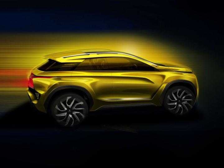 Mitsubishi Ex Concept Envisions The Future Of Electric Suvs
