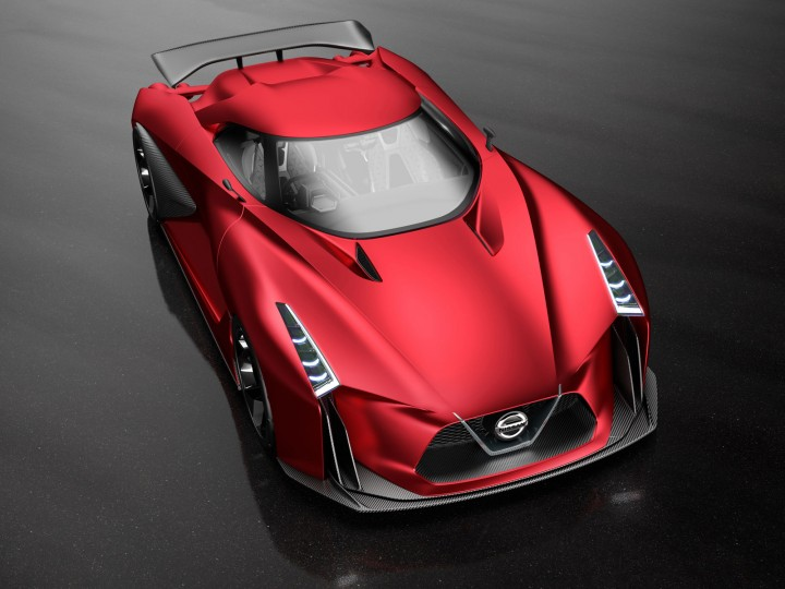 Nissan updates its Concept 2020 Vision Gran Turismo