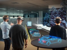 Volvo partners with Microsoft for VR automotive applications