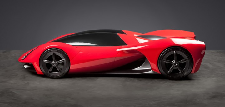 Ferrari Duo Concept by CCS