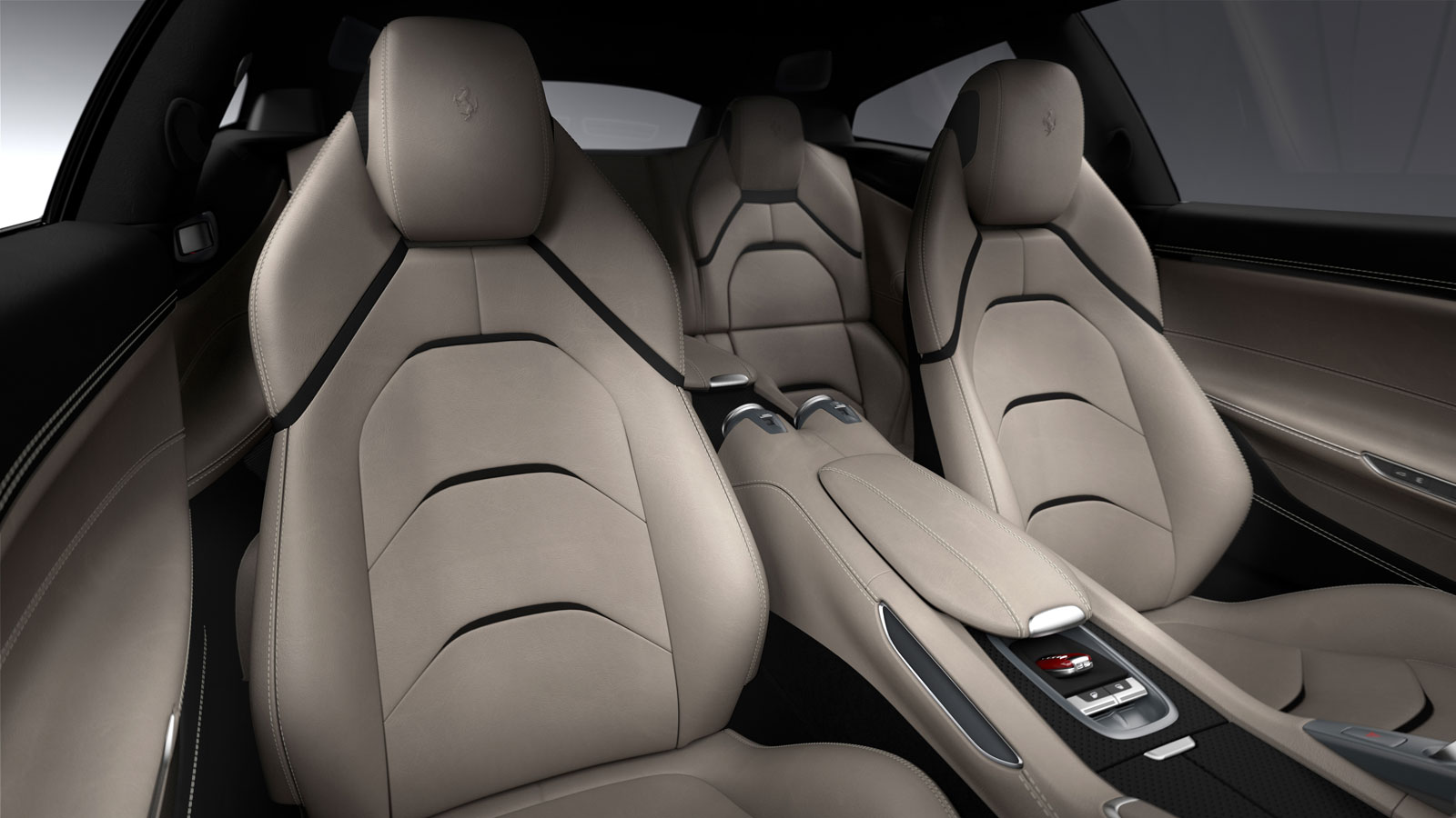 Ferrari Gtc4lusso Interior Car Body Design