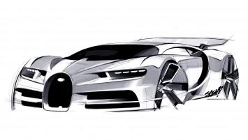 Bugatti Chiron Design Gallery