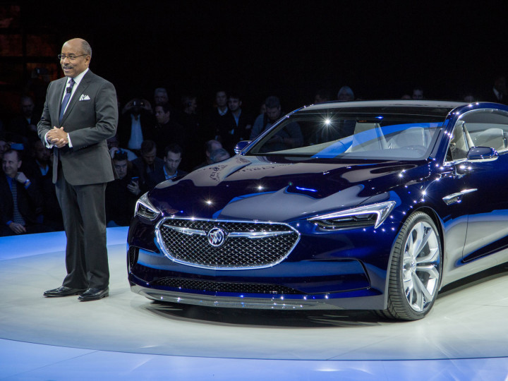 GM Design Chief Ed Welburn retires - Car Body Design