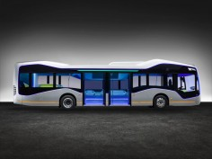 Mercedes-Benz presents autonomous bus concept