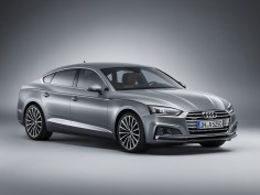 Audi unveils the new A5 Sportback