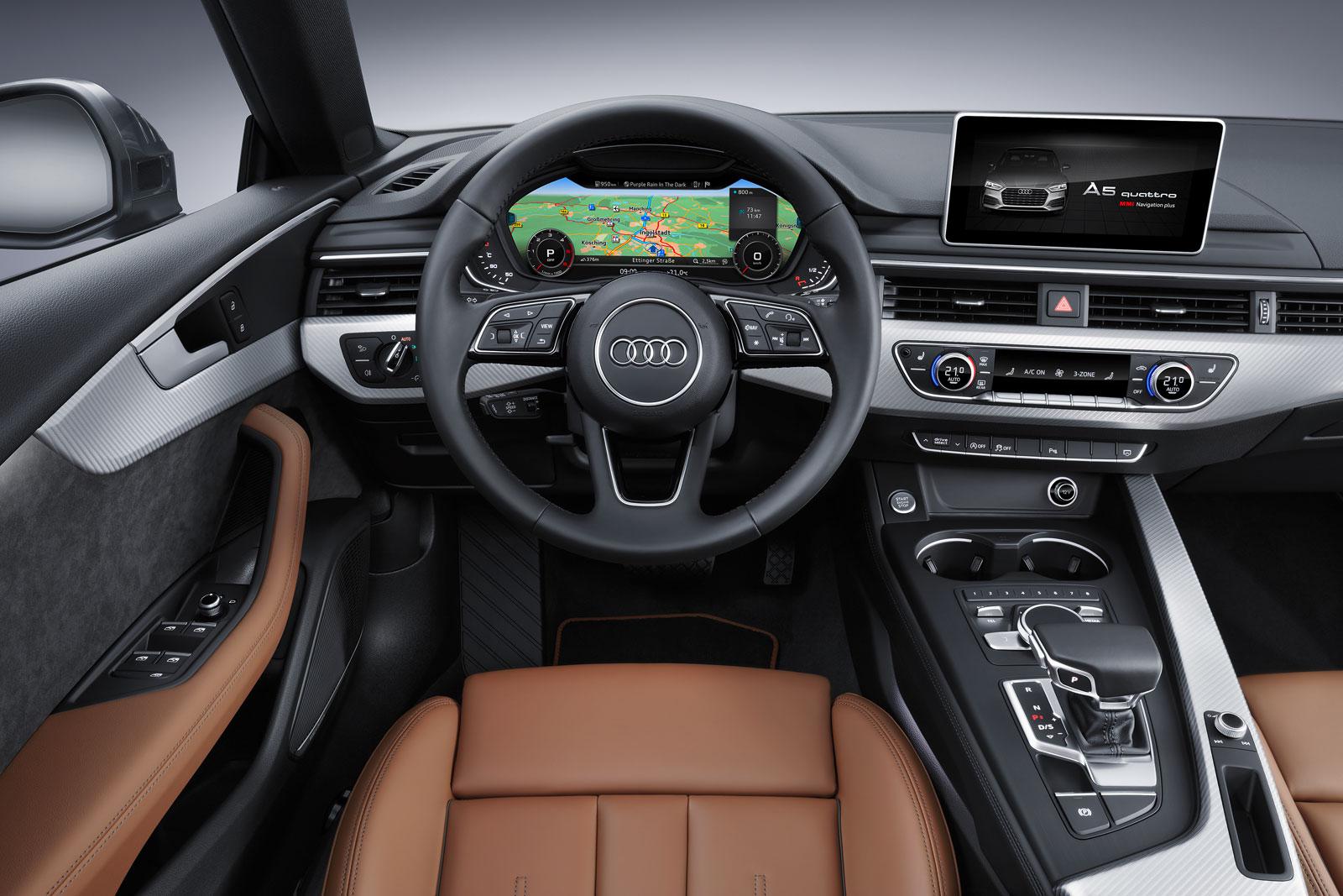 Kelebihan Audi A5 Sportback 2016 Top Model Tahun Ini
