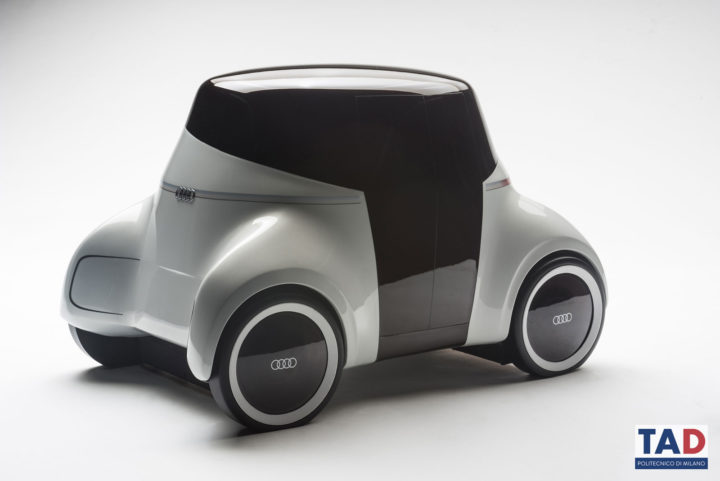 audi flo 1 4 scale clay model