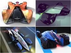 Michelin Challenge Design: finalist projects gallery