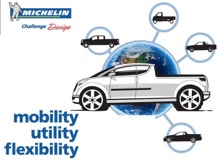 Michelin Challenge Design 2018: Mobility/Utility/Flexibility