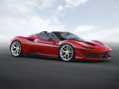 Ferrari reveals J50 one-off