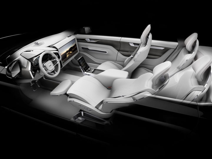 Concept 26 Volvo S Vision For The Future Interior Design Of