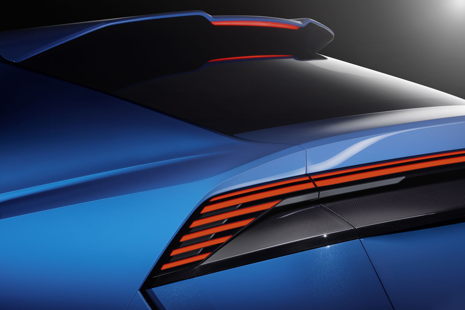 Audi Q8 Concept Tail Lights