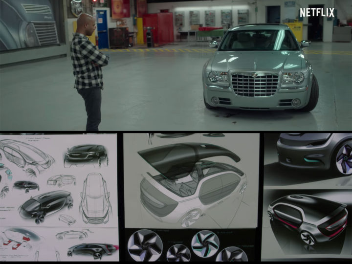 Netflix Launches Abstract The Art Of Design Documentary Series Car Body Design