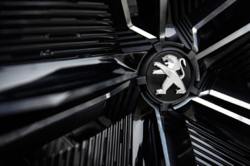 Peugeot Instinct Concept Wheel detail