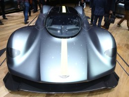 Aston Martin Valkyrie at the 2017 Geneva Show