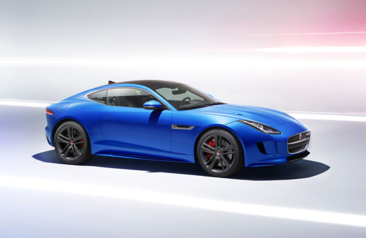 Jaguar F Type British Design Edition