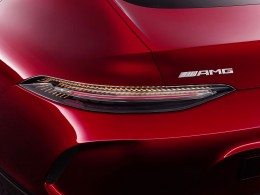 Mercedes AMG GT Concept Tail Light