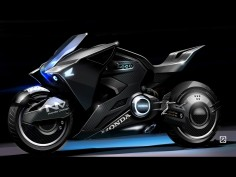 Honda Vultus Concept bike to be featured in