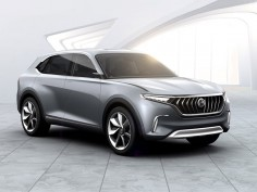 Pininfarina and HK present two electric SUV concepts
