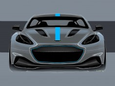 Aston Martin confirms production of RapidE all-electric model