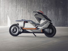 BMW Concept Link envisions the future of two-wheels urban mobility