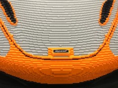 McLaren to display a fullsize 720S made with LEGO at Goodwood