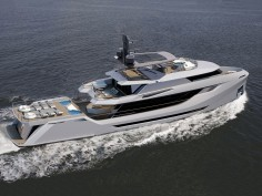 Greywolf, 40-meter explorer yacht by Politecnico di Milano Specializing Master