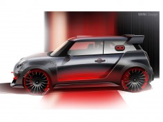 MINI John Cooper Works GP Concept: Design Gallery