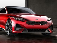 Kia Proceed Concept: new images