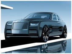 Rolls-Royce Phantom VIII: Design Gallery