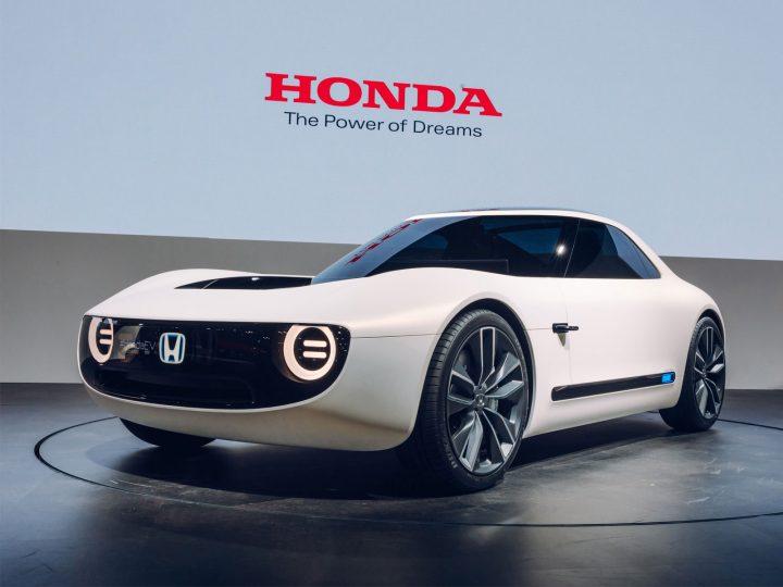 Concept Cars 3 Nov 2017 Honda Sports Ev