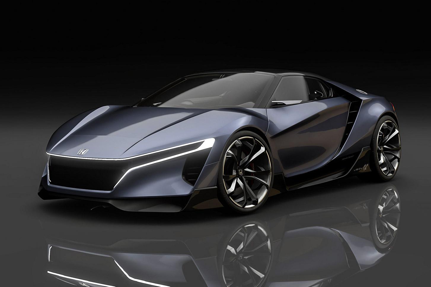 Honda Sports Vision Gran Turismo Concept