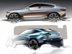 New BMW X4: Design Gallery