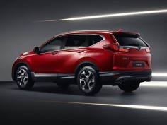 Honda unveils all-new CR-V