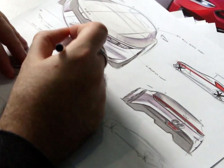 PROCEED'URE: the design of the Kia Proceed (video)