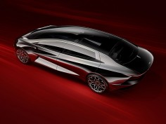 Lagonda Vision Concept previews ZEV luxury brand