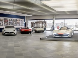 Pininfarina Museum Virtual Tour
