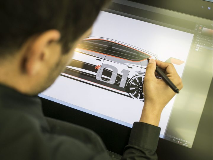 Designing A Car Vs Designing A Motorcycle Seat Vs Ducati Video