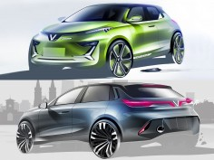 Italdesign wins design contest for Vietnamese Vinfast new city cars