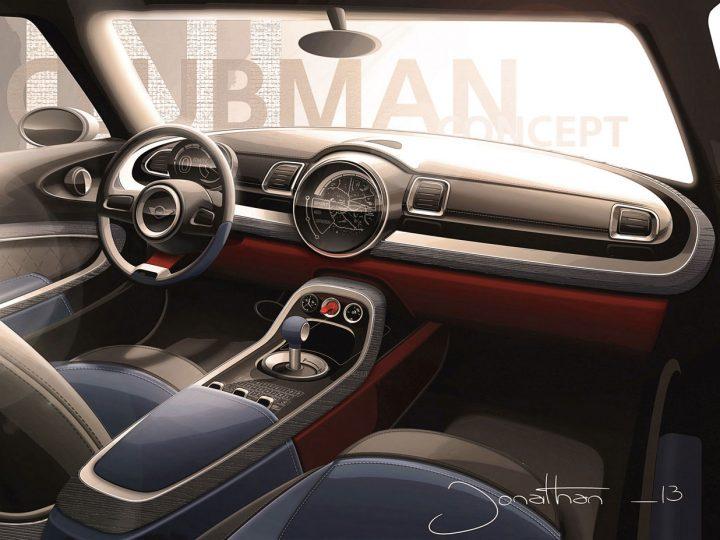 Q A With Mini Head Of Colour And Trim Design Kerstin Schmeding Car Body Design