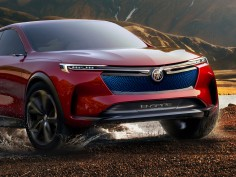 Buick previews Enspire Concept ahead of Beijing Show