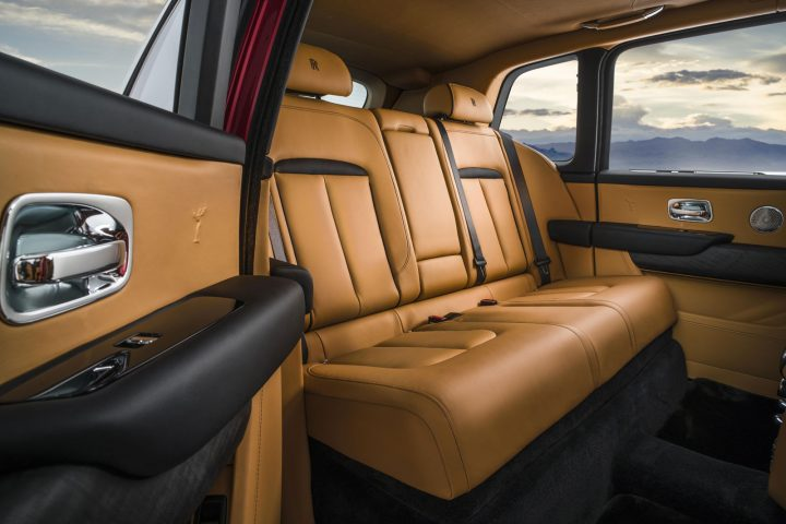 Rolls-Royce Cullinan MR Interior