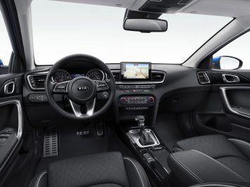 Kia Ceed Interior Design