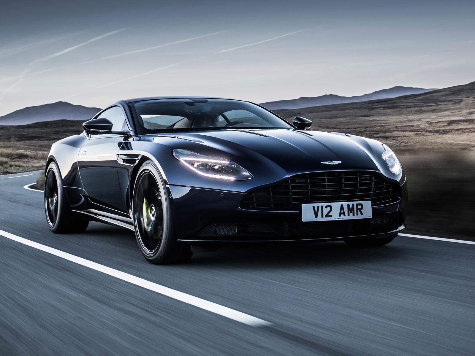 Aston Martin Db11 Amr Mariana Blue Designer Specification Car Body Design